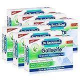 Dr. Beckmann Gallseife 100g Stück Gezielte Fleckentfernung (6er Pack (6x 100 g))