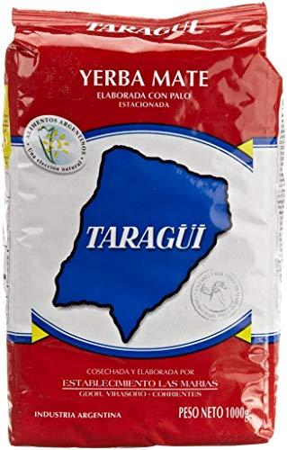 Taragui Yerba Mate Con Palo 2.2lbs