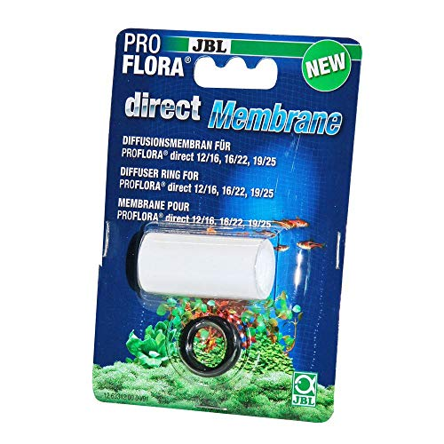 JBL Proflora Direct Membrane 63342 Austauschmembran für ProFlora Direct, 12/16,16/22,19/25