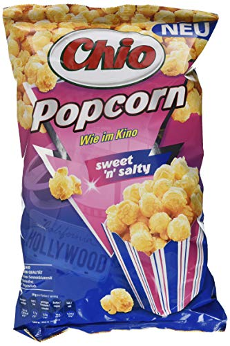 Chio Ready-Made Popcorn Sweet´n Salty, 12er Pack (12 x 120 g)