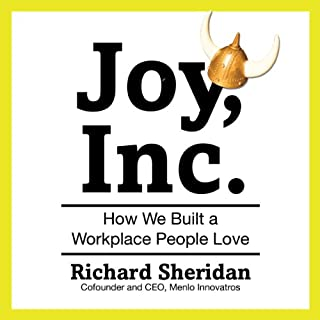 Joy, Inc. audiobook cover art
