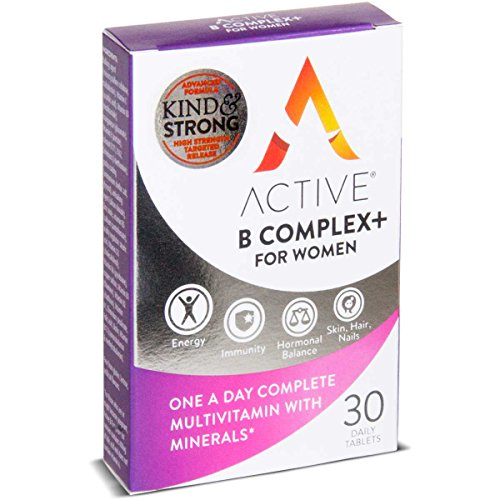 Active B Complex+ For Women