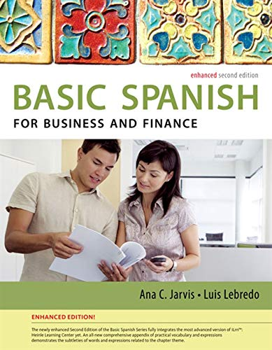 Basic Spanish for Business and Finance Enhanced Edition (World Languages)