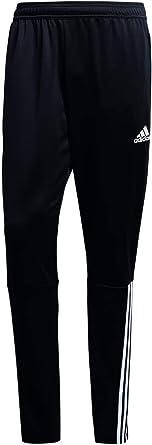 adidas Regista 18 Mens Tapered Training Tracksuit Pant Trouser Black