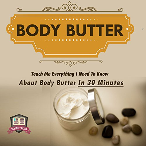 Body Butter audiobook cover art