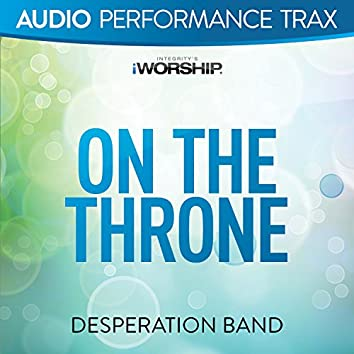 On the Throne [Audio Performance Trax]