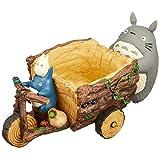 ジブリプランターカバー となりのトトロ トトロと森の三輪車