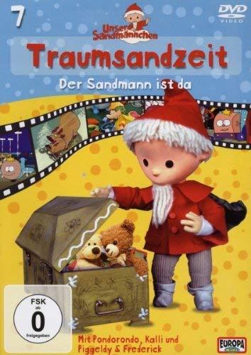 Unser Sandmännchen Folge 7: Traumsandzeit - Der Sandmann ist da