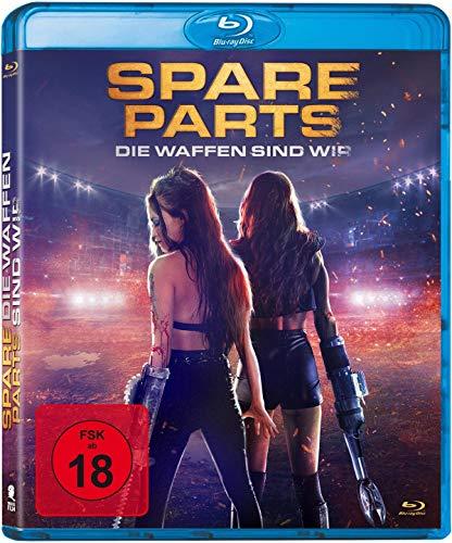 Spare Parts - Die Waffen sind wir [Blu-ray]