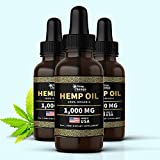 HEMP OIL THAT WORKS: Made with enhanced hemp oil 1000 mg and loaded with healthy fatty acids Omega 3, 6, & 9. All of our ingredients are naturally sourced and designed to work with your body and not against it. A truly quality edible product to add t...