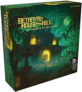 Wizards Of The Coast WOCD0001 Cthulhu Betrayal at House on The Hill