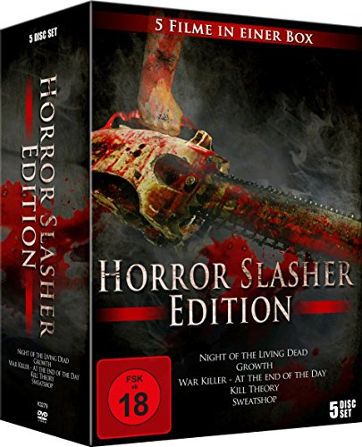 Horror Slasher Edition [Limited Edition] [5 DVDs]