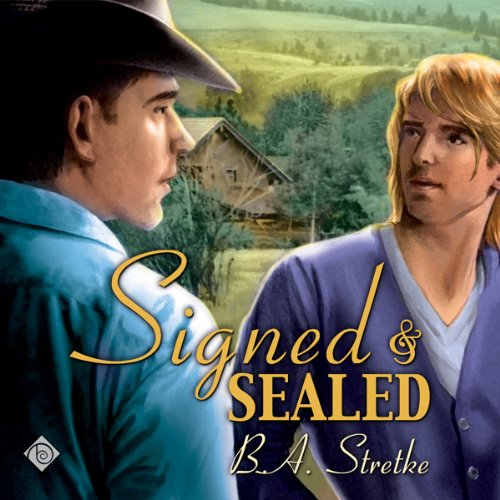 Signed and Sealed audiobook cover art