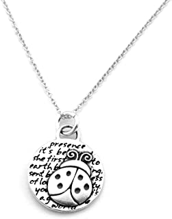 Inspirational Sterling Silver Small Petite Animal Pendant Necklace, 18