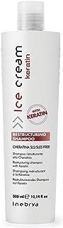 Inebrya ICE CREAM Keratin Restructuring Shampoo 300 ml