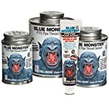 Millrose 76003 Monster Heavy-Duty Industrial Grade with PTFE, 8 Fl. Oz, Blue...