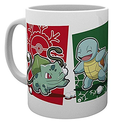 GB Eye LTD, Pokemon, Snowball Starters, Taza