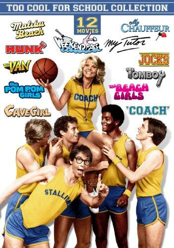 Too Cool For School Collection (Malibu Beach / Hunk / The Van / The Pom Pom Girls / Cave Girl / My Chauffeur / My Tutor / Jocks / Tomboy / The Beach Girls / Coach)