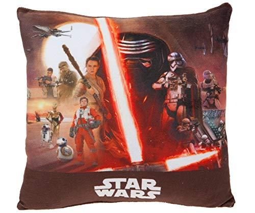 GOSH! DESIGNS pillow Star Wars Episode 7 30 x 30 cm red