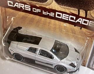 Lamborghini Hot Wheels Cars of the Decades 2000's Murcielago LP 670-4 Superveloce die-cast