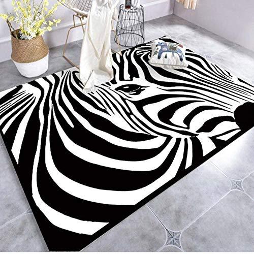 Hoge kwaliteit stereo kleurrijke bloemen hoge kwaliteit art tapijt voor een woonkamer slaapkamer antislip vloermat modus keuken tapijt, 09,40 x 60 cm