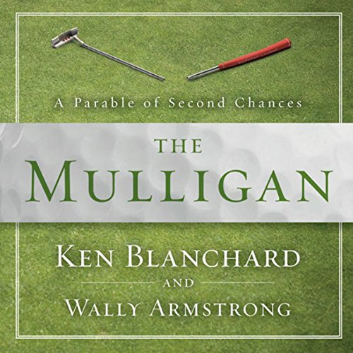 The Mulligan audiobook cover art