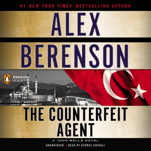 The Counterfeit Agent Titelbild