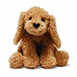GUND Puddles Dog Stuffed Animal Plush, Brown, 10'