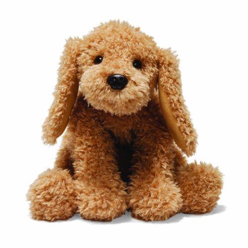 GUND Puddles Dog Stuffed Animal Plush, Brown, 10'