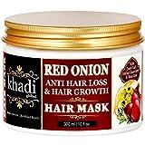 Khadi Global Red Onion Oil Anti Hair Loss & Hair Growth Deep Conditioning