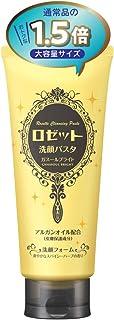 【Amazon.co.jp 限定】大容量 ロゼット 洗顔パスタ ガスールブライト 180g
