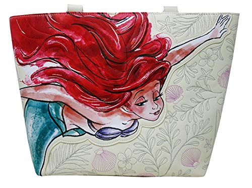 Loungefly The Little Mermaid: Ariel Tote Bag