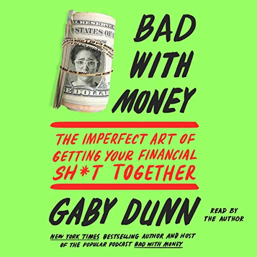 Bad with Money audiobook cover art