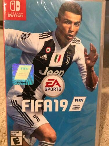 FIFA 19 - Nintendo Switch Maine