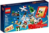 LEGO 40222,  24-In-1 Weihnachtsspaß 2016, Weihnachtlicher Bauspass
