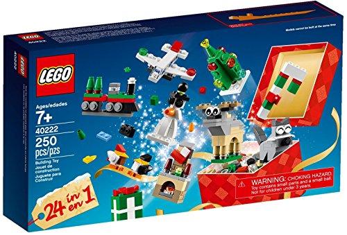Costruzioni di Natale 24-in-1 LEGO 40222
