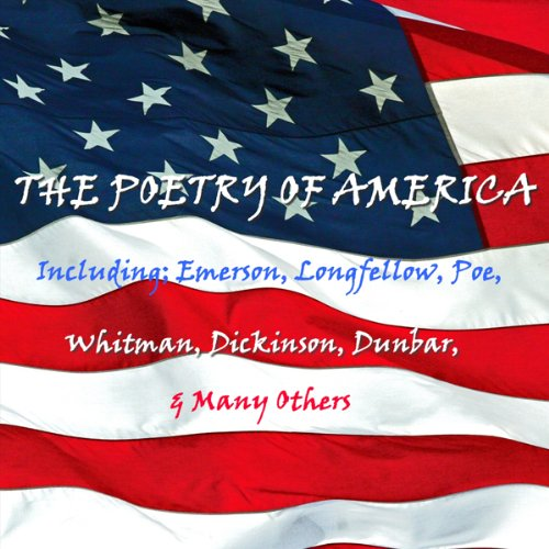 『The Poetry of America』のカバーアート