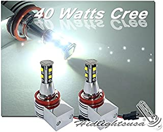 GP-Xtreme H8 Cree LED 40W V4 Angel Eye Halo Ring Bulb BMW E60 E61 E92 E93 E71 M3