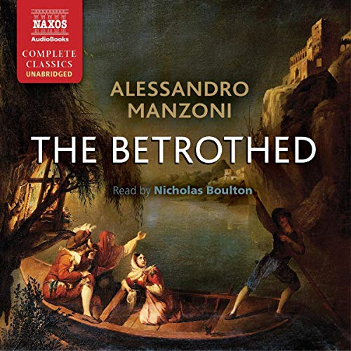 The Betrothed cover art