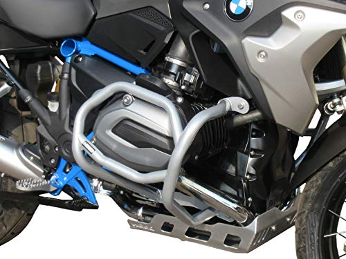 Paramotore HEED per R 1200 GS LC (2013-2018) Bunker - argento