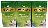 Twinings of London Jasmine Green Tea 3 x 25 bolsitas de té