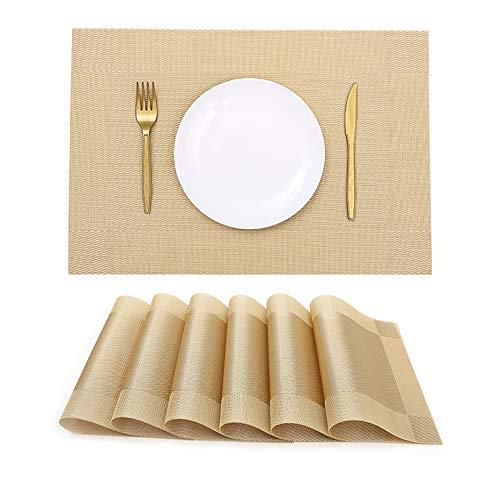 Listado de Tapetes individuales para mesa - los preferidos. 10
