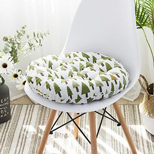KongEU Juego de 2 cojines de espuma para silla de comedor, para uso interior y...