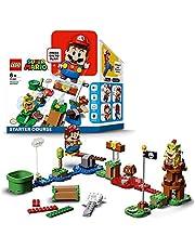 LEGO Avventure di Mario - Starter Pack + Costruisci la tua avventura - Maker Pack + Mario pinguino - Power Up Pack + Mario tanuki - Power Up Pack