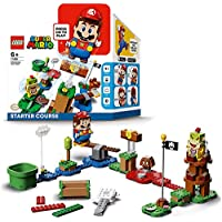 231-Pieces LEGO Super Mario Adventures w/ Mario Starter Course Building Kit
