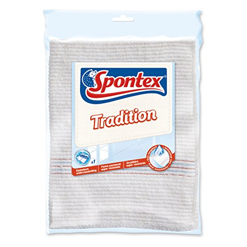 Spontex Bodentuch Tradition - Klassisches Bodentuch – (1x1 Stk.)