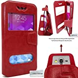 Case compatible with WIKO UFEEL LITE - Red - CEKATECH®
