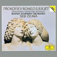 Prokofiev: Romeo & Juliet by Seiji Ozawa (2015-02-18)
