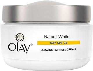 Olay Day SPF 24 Natural Glow Whitening Cream, 50 gm