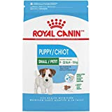 Royal Canin small puppy dry dog food (formerly Mini Puppy) is tailor-made for puppies up to 10 months old with an expected adult weight of 9-22 pounds Meets the high energy needs of small puppies during their short, intense growth period Exclusive sm...